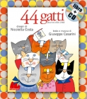 N. Costa - 44 GATTI mini libro/cd